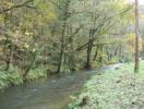 Río Trabada. Fraga de Belosiña