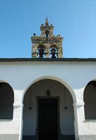 Fotografía de la iglesia de Sante